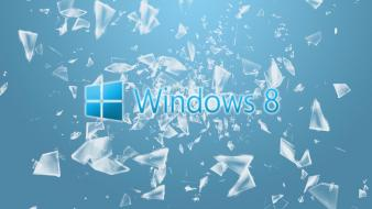 Operating systems windows 8 logos wallpaper