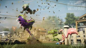 Plants electronic arts vs. zombies: garden warfare Wallpaper