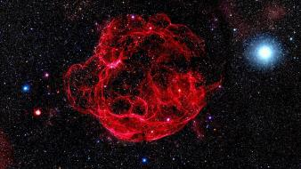Red galaxy pictures wallpaper