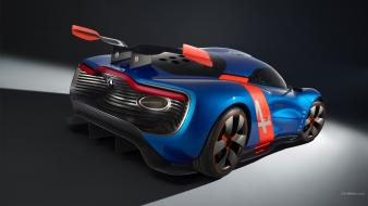 Renault alpine a110 wallpaper