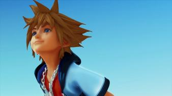 Square enix sora kingdom hearts iii 3 wallpaper