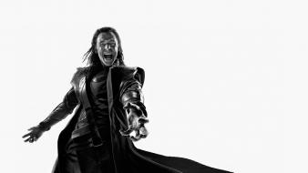 Tom hiddleston simple the avengers (movie) villians wallpaper