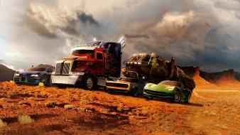 Transformers 4 autobots wallpaper