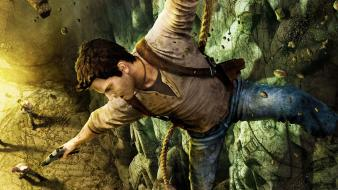 Video games golden uncharted abyss uncharted: wallpaper