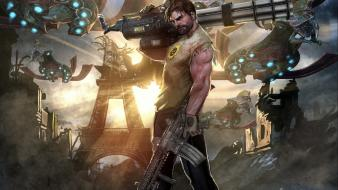 Video games serious sam 4 Wallpaper