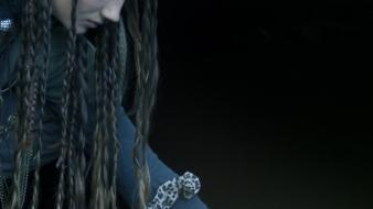 Water mirrors knights hands long hair dreads wars wallpaper