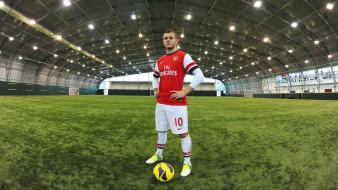 Arsenal fc premier league gunners jack wilshere Wallpaper