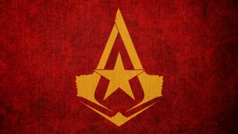 Assassins creed flags wallpaper