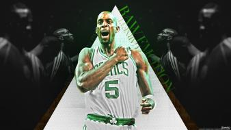 Basketball kevin garnett boston celtics raw player wallpaper