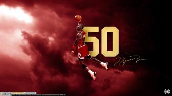 Basketball michael jordan chicago bulls air player wallpaper