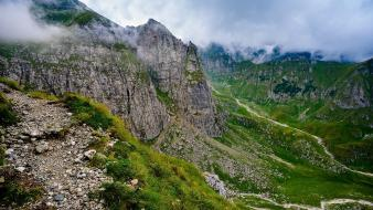 Bucegi mountains romania wallpaper