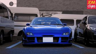 Cars jdm japanese domestic market mazda rx 7 wallpaper