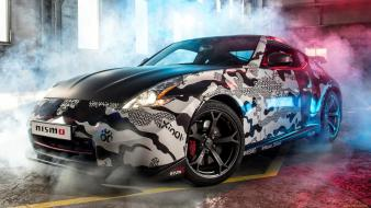 Cars nissan fairlady z33 350z wallpaper