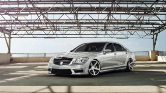 Cars tuning mercedes benz mercedes-benz s550 Wallpaper