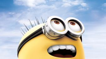 Cgi minions despicable me 2 animated movies wallpaper