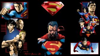 Dc comics superman tv series shows Wallpaper