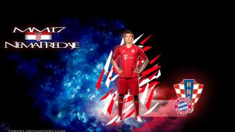 Football player bundesliga futbol munchen futebol mandzukic wallpaper