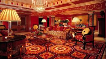 Hotel burg al arab rug table lamp Wallpaper
