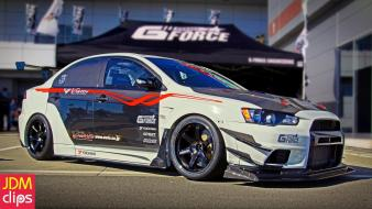 Lancer evolution x jdm japanese domestic market wallpaper