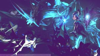 League of legends irelia game characters lol wallpaper