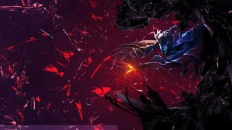 League of legends nocturne game characters lol wallpaper