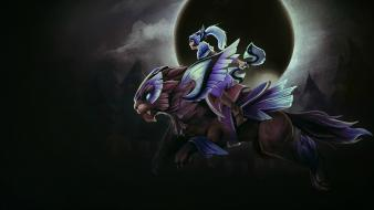 Luna nova dota 2 Wallpaper