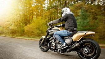 Moto streetfighter yamaha vmax bicycles engines wallpaper