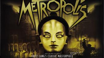 Movie posters classics fritz lang silent classic Wallpaper