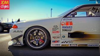 Nissan skyline jdm japanese domestic market gtr r32 wallpaper