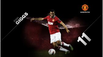 Old trafford football teams player giggs legend Wallpaper
