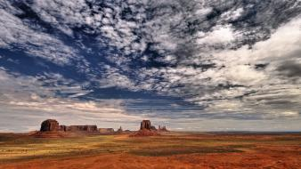 Red arizona utah monument valley navajo skies wallpaper