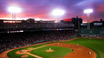 Red sox stadium wallpaper