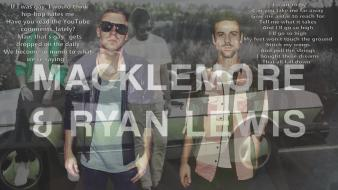 Ryan lewis hiphop love macklemore rap wallpaper
