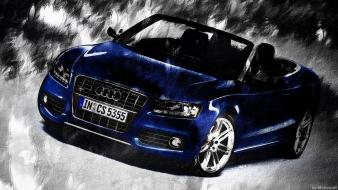 S5 automobile luxury sport car cabrio convertible wallpaper
