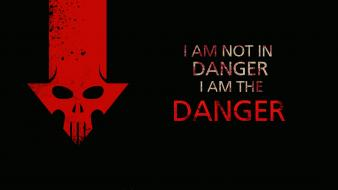 Skulls breaking bad walter white danger doom wallpaper