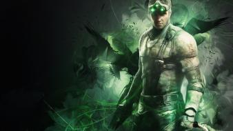 Splinter cell: blacklist video games wallpaper