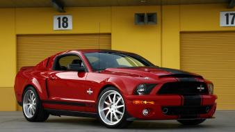 Supersnake 2013 gt blue paint red black Wallpaper