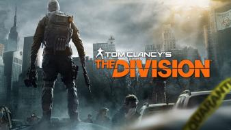 Tom clancy clancys the division video games wallpaper