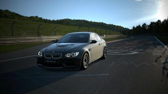 Video games bmw m3 gran turismo 5 nürburgring wallpaper