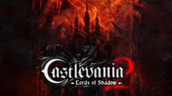 Video games castlevania lords of shadow 2: wallpaper