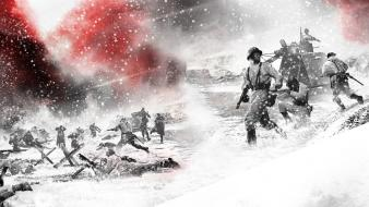 Video games company of heroes 2 Wallpaper