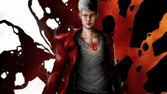 Video games devil may cry artwork wallpaper