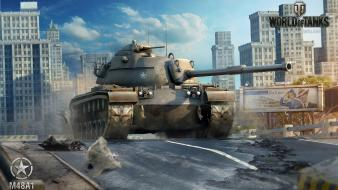 Video games world of tanks wallpaper