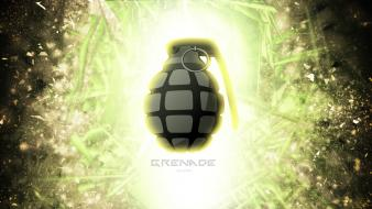 War bombs military explosions weapons grenades blast grenade wallpaper