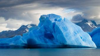 Water ice nature frost iceberg wallpaper