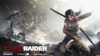 2012 Tomb Raider Game wallpaper