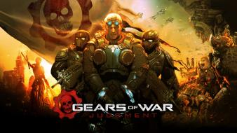 2013 Gears Of War Judgment Game Hd wallpaper