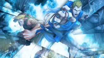 Abel And Guile Hd wallpaper