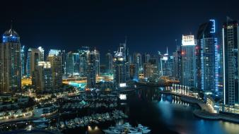 Amazing Dubai Marina wallpaper