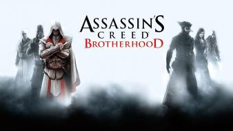 Assassins Creed Brotherhood 1080p Hd Wallpaper